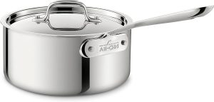All-Clad 4203 Stainless Steel Pan
