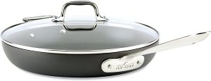 All-clad's 12-inch Non-stick Frying Pan