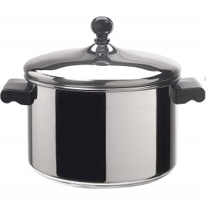 Farberware Classic Stainless Steel Saucepot Best Stainless Steel Cookware