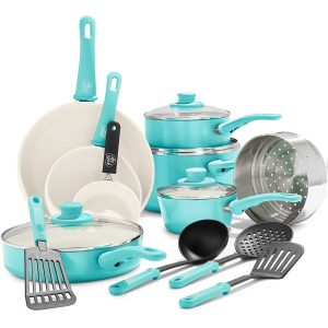 GreenLife - Non Toxic Cookware (Set)