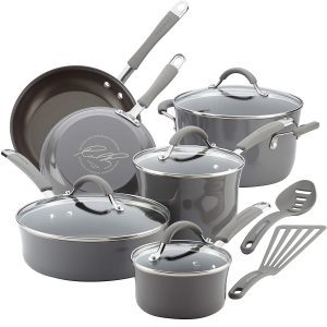 Rachael Ray Cucina Nonstick Cookware Set