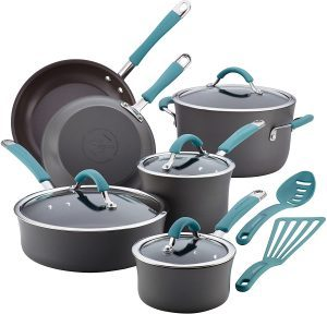 Rachael Ray Cusina Non-stick Cookware Set