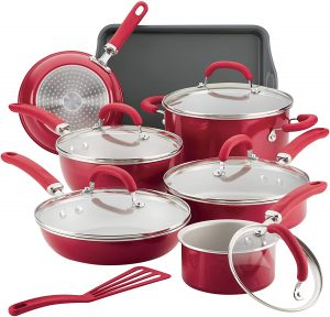 Rachael Ray Non-stick Cookware Set