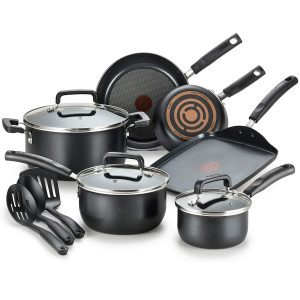 T-fal Signature Nonsticker Cookware Set