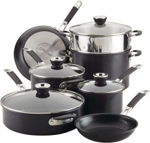 Anolon Hard-anodized Nonstick Cookware