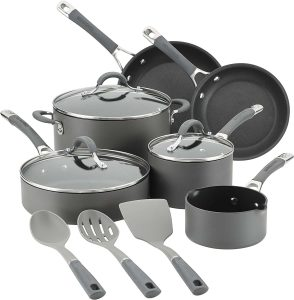Circulon Radiance Hard-Anodized Nonstick Cookware