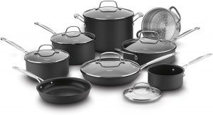 Cuisinart 14 Piece Chef's Classic Cookware Set
