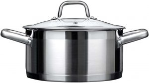 Duxtop's Professional Stainless Steel Stockpot With Lid