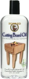 Howard BBB012 Cutting Board Oil
