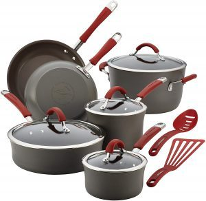 Rachael Ray Cucina Hard-Anodized Nonstick Cookware