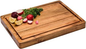 Sonder Los Angeles Acacia Cutting Board
