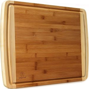 Indigo True Extra Large Bamboo Cutting Board