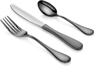 Artaste 59380 Stainless Steel Flatware