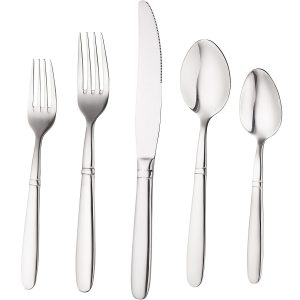 Bruntmor, CRUX Sterling Quality Cutlery Set